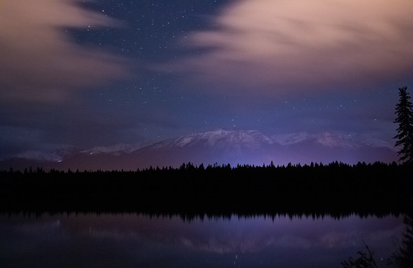 Annette Lake Nightscape 2