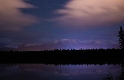 Annette Lake Nightscape 2