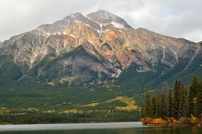 Pyramid of Jasper
