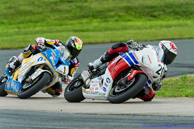 Mopar Canadian Superbike Series