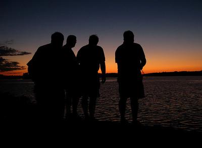 Canadian fishing trip 2008