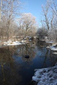 Canadian winter landscapes