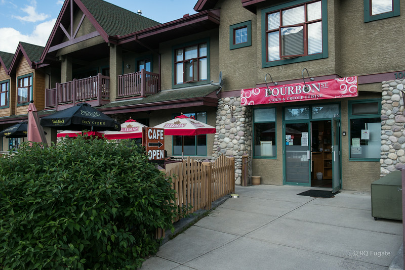 One of our favorite places for breakfast in Canmore.