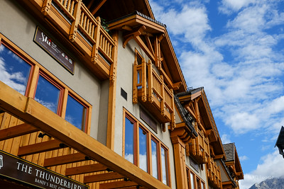 Banff architecture.