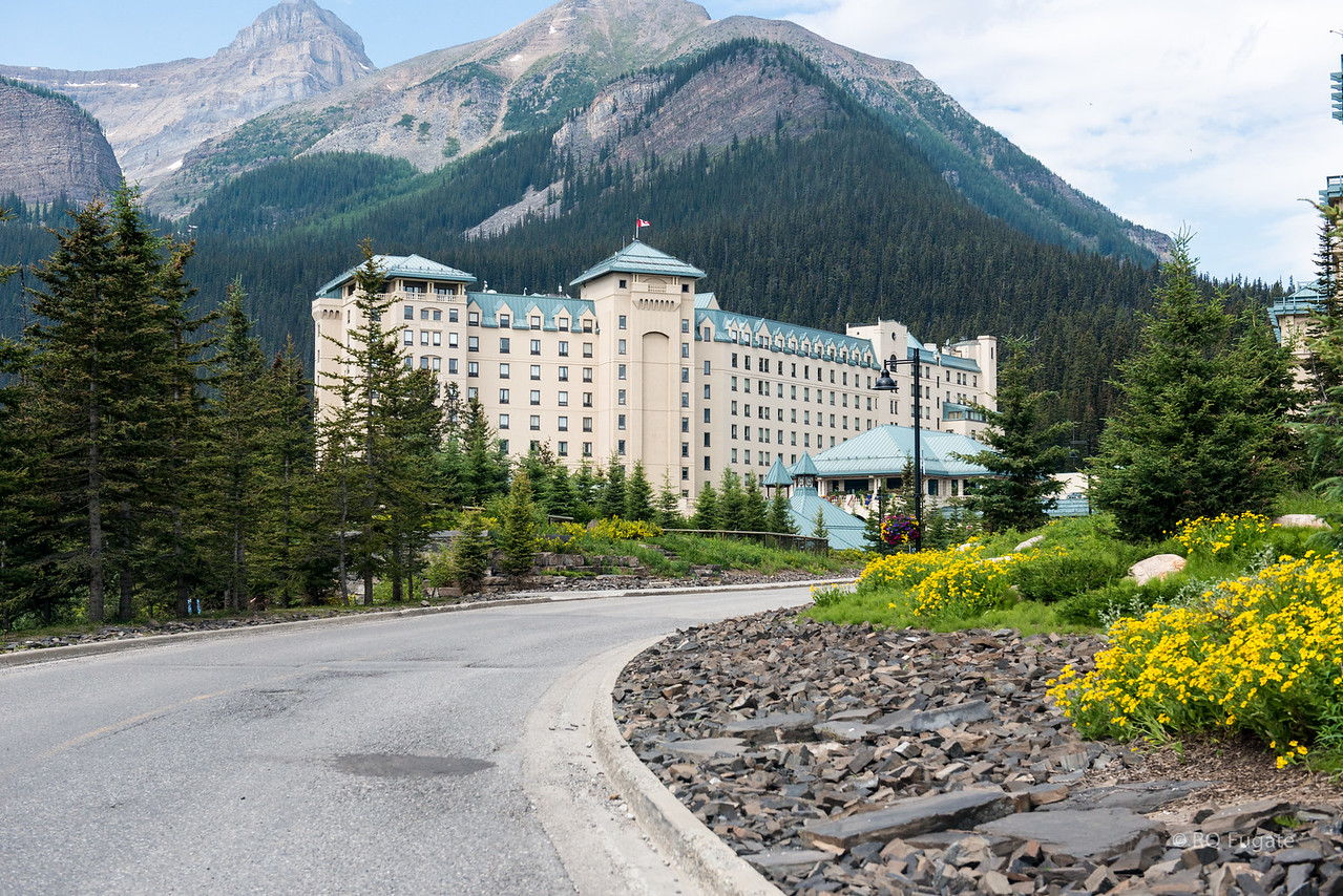 Fairmont Chateau Hotel at Lake Louise