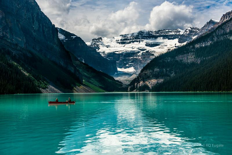 Lake Louise views