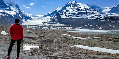Athabasca Glacier (Icefields Parkway)