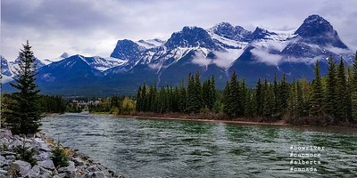 Bow River (Canmore)