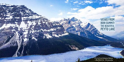 Peyto Lake (Icefields Parkway)