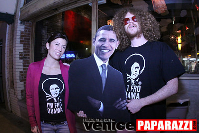 "0 **** If you are interested in purchasing these ""I'm fro Obama"" shirts, contact Nik Roybal of www. http://www.venicetrim.com (2)"