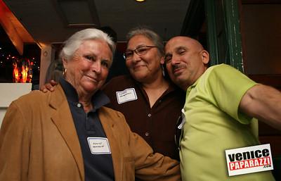 1  Carmel Beaumont, Sonny Tomblin and Danny