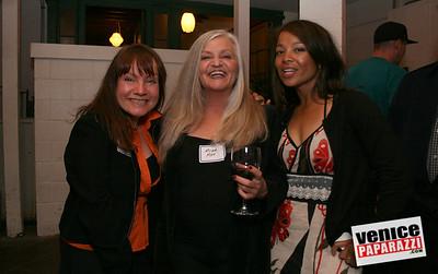 1  Kathy Leonardo, Miriam More and VP's Edizen