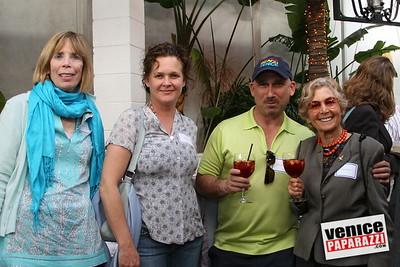 0  Laura Maslon, Cindy, Danny and Simone