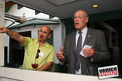 1   Danny presents Bill Rosendahl (1)