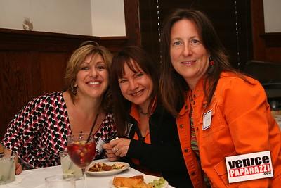 1  Rhonda, Kathy Leonardo and Janet Gerver