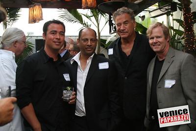 1  Jake King, Sris Sinnathamby, Jeffrey Solomon and Carl Lambert