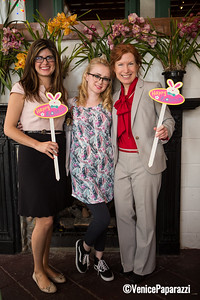 Annual Easter Brunch & Coloring Bar at James' Beach.  www.JamesBeach.com.  Photo credit:  www.VenicePapaparazzi.com