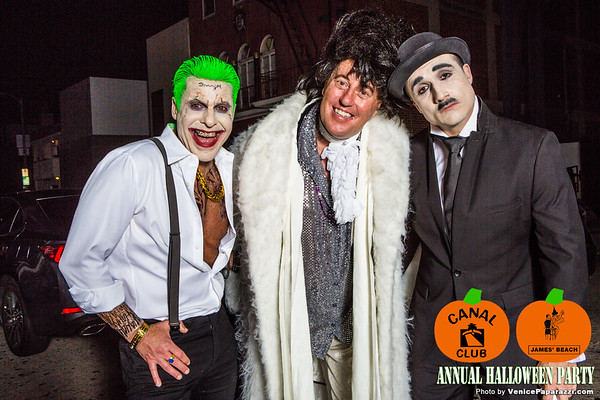 2016 James' Beach and Canal Club's Halloween party