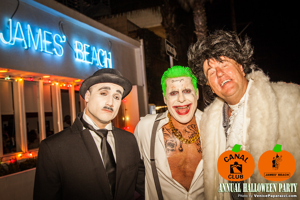 19th Annual James' Beach and Canal Club's Annual Halloween Party. #Halloween #JamesBeach #CanalClub  #VeniceBeach #VeniceCAFun.  Photo by www.VenicePaparazzi.com