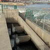 Fish ladder from the Delaware to the Lehigh River (The Lehigh River has a dam at its mouth).