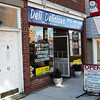 Deli across from the Stanhope House.