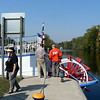 Trip with the stern-wheeler MV Caldwell Belle on the Champlain Canal with lunch on board.