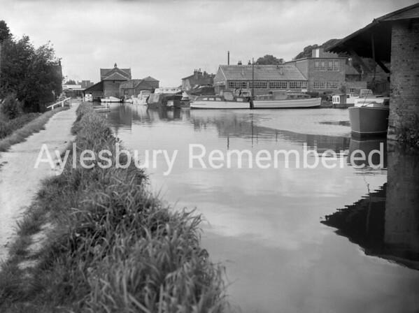 Canal Basin, 1950s