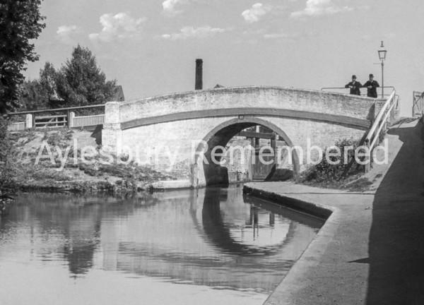 Park Street canal bridge, 1902