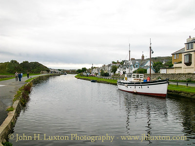 Bude Canal, Cornwall - October 23, 2006