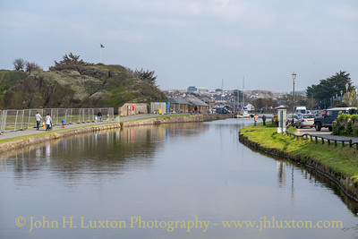 Bude Canal, Cornwall - April 10, 2019