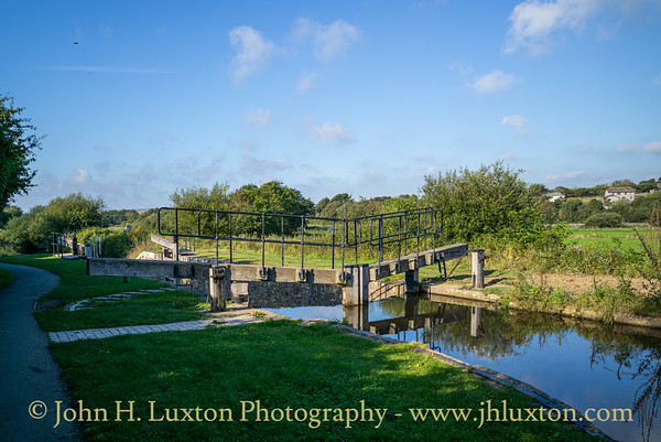 Bude Canal, Cornwall - September 15, 2021