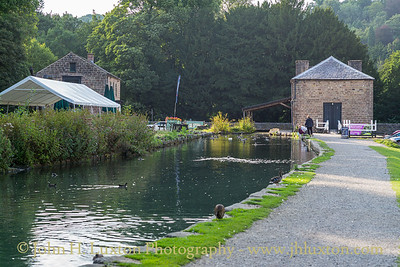 Cromford Canal: Cromford to Nightingale Arm - September 02, 2021