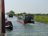 A cruise along the Gloucester and Sharpness Canal April 15 to 17, 2014 on board the MV EDWARD ELGAR operated by English Holiday Cruises.