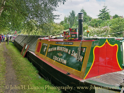 Inland Waterways Association National Rally, Preston Brook, Cheshire - August 28, 2005