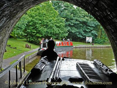 Llangollen Canal - Trefor to Gledrid Bridge Cruise - July 26, 2010