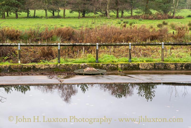 Llangollen Canal - The Bradley Overflow - December 11, 2020