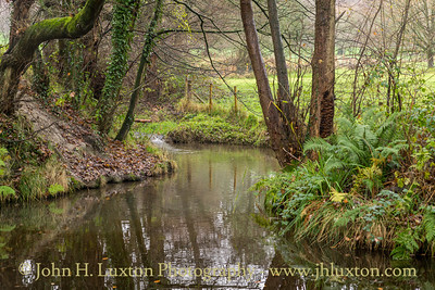 Llangollen Canal - Afon Bradley Feed - December 11, 2020