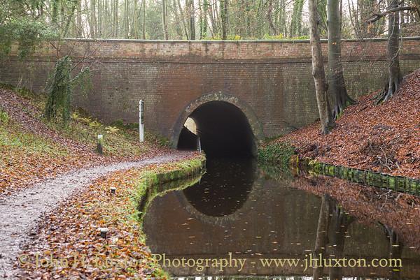 Llangollen Canal - Whitehouse Tunnel - December 11, 2020