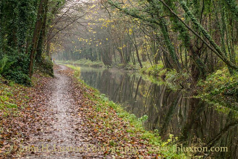Llangollen Canal - Bottom Wharf - December 11, 2020