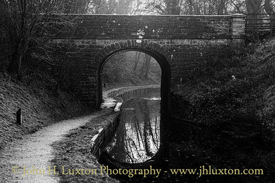 Llangollen Canal - Irish Bridge - December 11, 2020