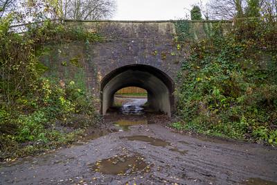 Llangollen Canal - Cross Street Aqueduct - December 05, 2020