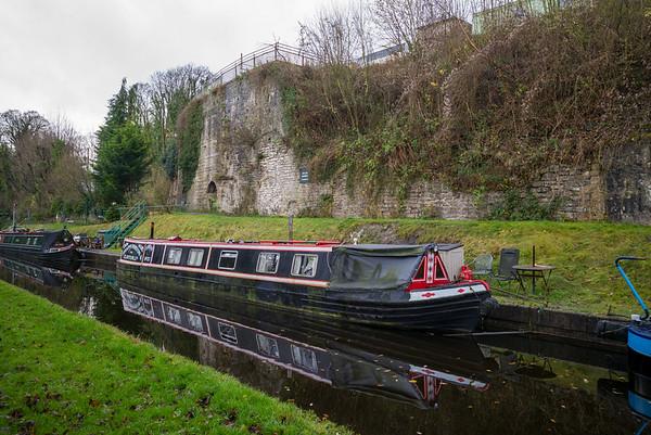 Llangollen Canal - Froncysyllte - December 05, 2020