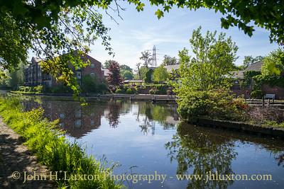 Llangollen Canal - Lion Quays - May 20, 2020