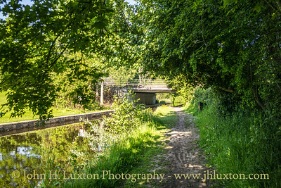 Llangollen Canal - Lion Quays - May 20, 2020