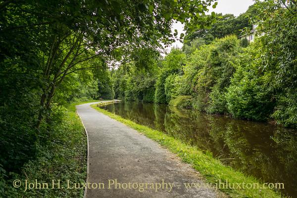 Llangollen Canal, Bryn Meirion - June 23, 2020