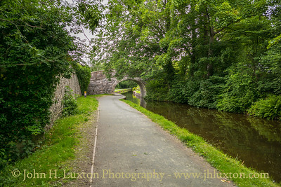 Llangollen Canal, Pen-y-ddol Bridge - June 23, 2020