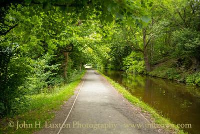 Llangollen Canal, Pen-y-ddol - June 23, 2020