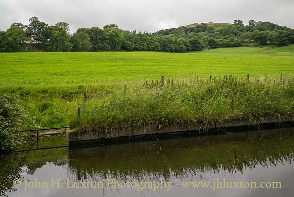 Llangollen Canal - Castell Dinas Bran - July 02, 2020