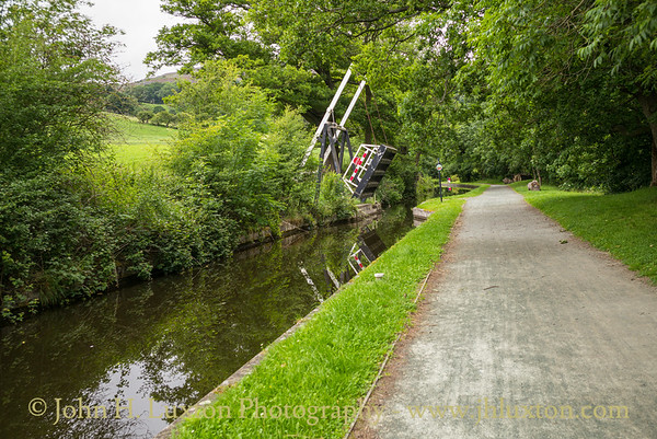 Llangollen Canal - Llanddyn Lift Bridge - July 02, 2020