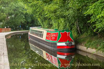 Llangollen Canal - Llangollen Wharf- July 02, 2020